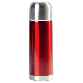 Nerezová termoska 1 l BANQUET červená