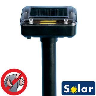 Solárny odpudzovač krtkov