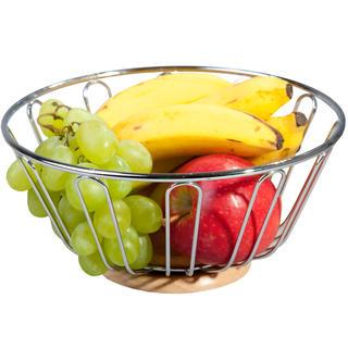 Drôtená miska na ovocie