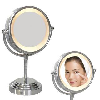 Kozmetické zrkadlo s podsvietením