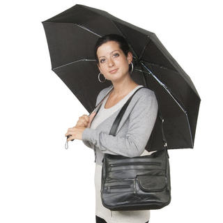 Dámska kabelka + dáždnik