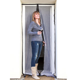 Sieť na dvere proti hmyzu 100 x 210 cm, BRILANZ