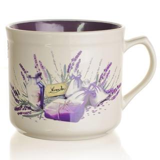 Keramický hrnček BIG 630 ml Lavender, BANQUET