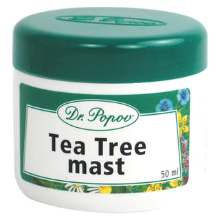 Tea Trea masť 50 ml, Dr. Popov