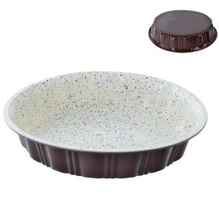 Plechová forma na koláč s keramickým povrchom 28,5 cm