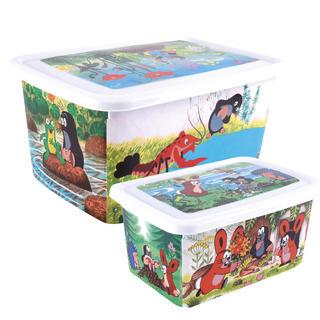 Detský plastový box Krtko