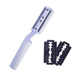 Strihač vlasov s hrebeňom