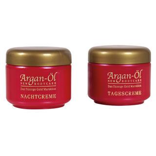 Denný a nočný krém s arganovým olejom