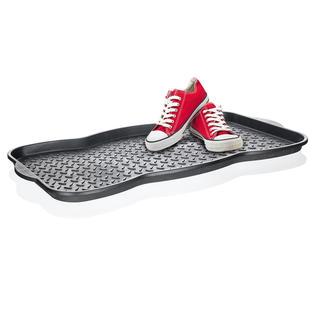 Odkvapkávač na topánky plastový 74 x 36 cm