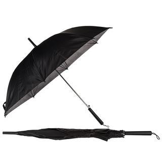 Dámsky dáždnik čierny