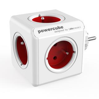 Rozbočovač PowerCube Original červený