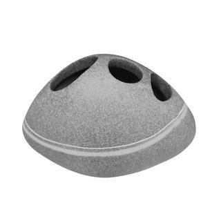 Téglik na kefky Stone sivý