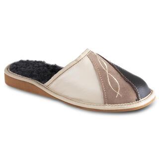 Dámske papuče s výšivkou