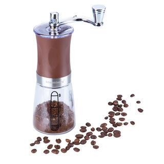 Mechanický mlynček na kávu