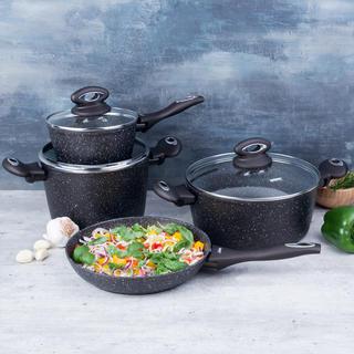 Banquet sada riadu Premium s nepriľnavým povrchom 7 ks