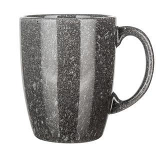 Keramický hrnček v granitovom dekóre, BANQUET