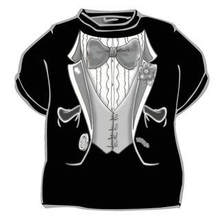 Originálne tričko Oblek