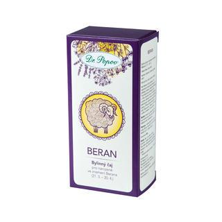 Bylinný čaj podľa znamenia horoskopu - Baran