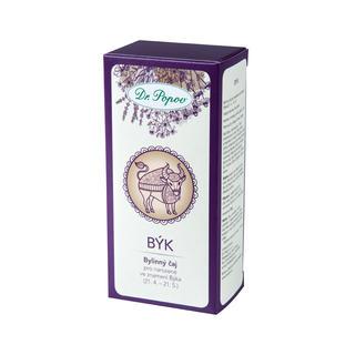 Bylinný čaj podľa znamenia horoskopu - Býk