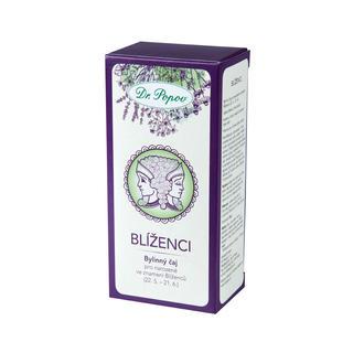 Bylinný čaj podľa znamenia horoskopu - Blíženec