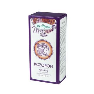 Bylinný čaj podľa znamenia horoskopu - Kozorožec