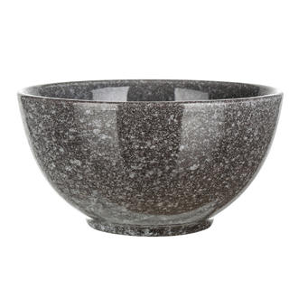 Keramická miska v granitovom dekóre, BANQUET