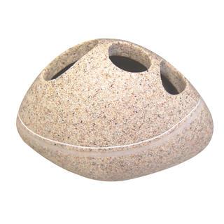 Téglik na kefky Stone béžový