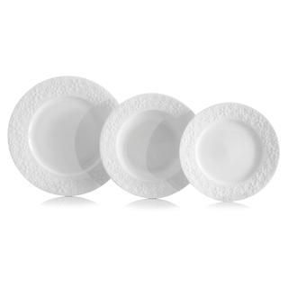 Porcelánové taniere Blanche 12 dielov, BANQUET