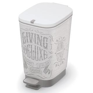 Plastový odpadkový kôš do kúpeľne CHIC Laundry Bag S 10 l