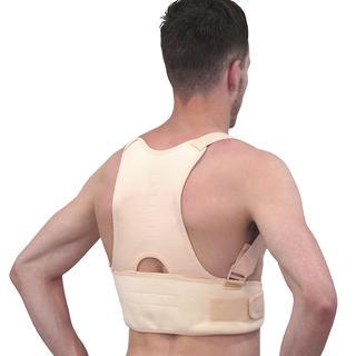 Bandáž na správne držanie tela, magnetická