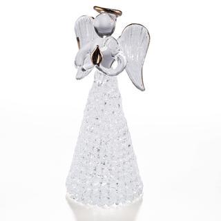 Sklenený Anjelik 12 cm