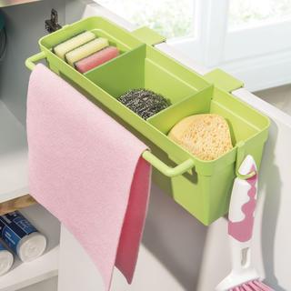 Organizér na umývacie prostriedky