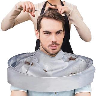 Textilná ochrana pri strihaní vlasov