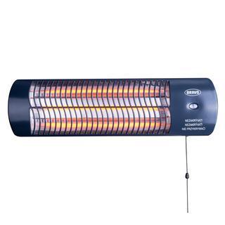 Kúpeľňový infražiarič Bravo - 4419