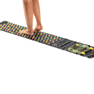 Masážna akupresúrna podložka na nohy 175 cm