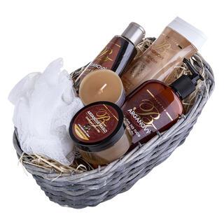 Darčekový kôš kozmetiky s arganovým olejom