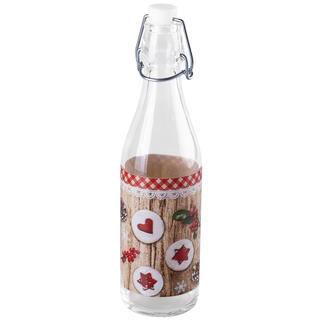Sklenená fľaša na likér LINECKÉ