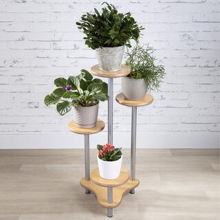 Kvetinový stolík ROLAND buk