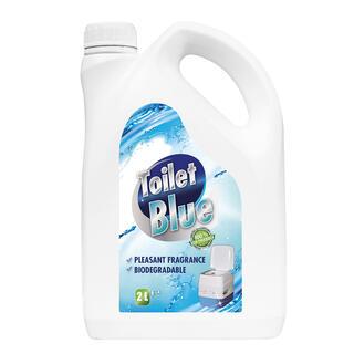 Náplň do chemickej toalety BLUE 2 l, pre ODPADOVÚ nádrž