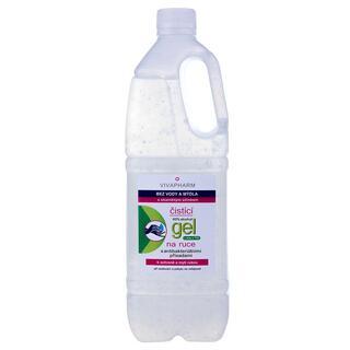 Antibakteriálny čistiaci gél na ruky s aloe a TTO 1 liter