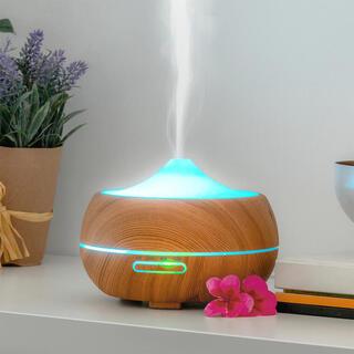 Aróma difuzér s LED osvetlením