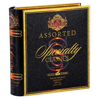 Kniha s čajmi Specialty classics 32 sáčkov