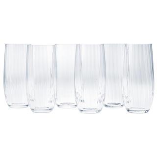 Sada pohárov long drink WATERFALL 350 ml 6 ks