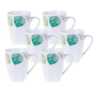 Sada porcelánových hrnčekov SPRING SPIRIT 330 ml 6 ks