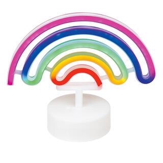 Detská LED lampa DÚHA farebné svetlo