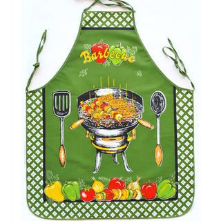 Kuchynská zástera - barbecue