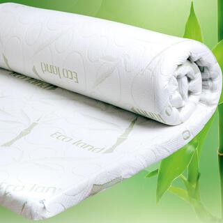 Krycí matrac z pamäťovej peny BAMBOO Comfort 90 x 200 x 4 cm