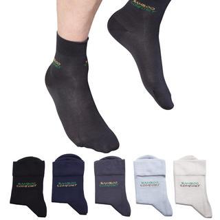 Ponožky s bambusovým vláknom 5 párov
