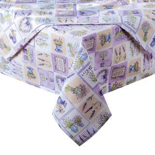 Obrus patchwork Levanduľa