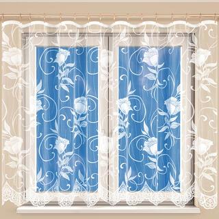 Hotová žakárová záclona VERONIKA 350 x 160 cm